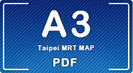 A3 taipei mrt map
