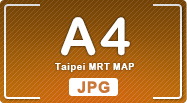 A4 taipei mrt map