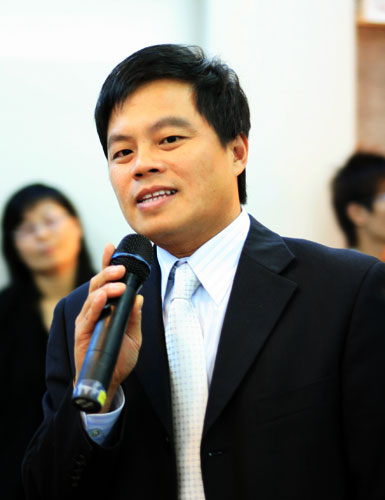 Director Jan-Juy Lin 林建智
