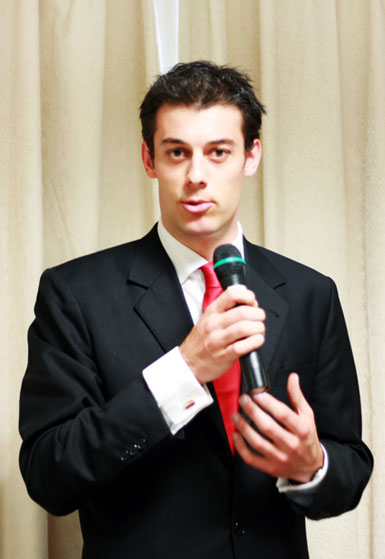 Peter Kiaer, President & C.E.O. Graduate Business Forum