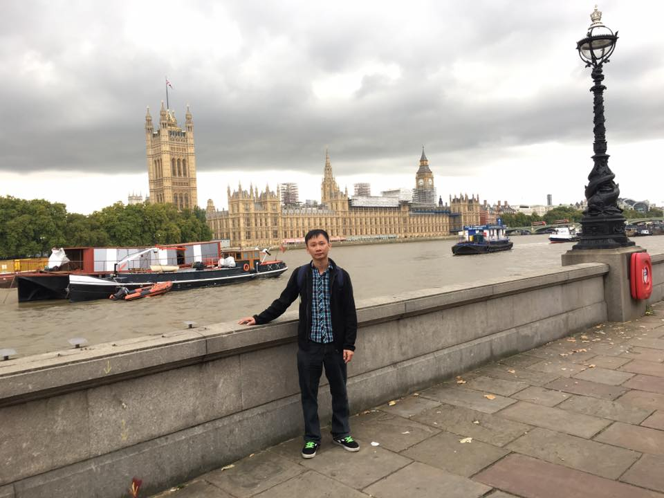 Teaching English and Living in Taiwan, Mandarin tutor with education program completion image