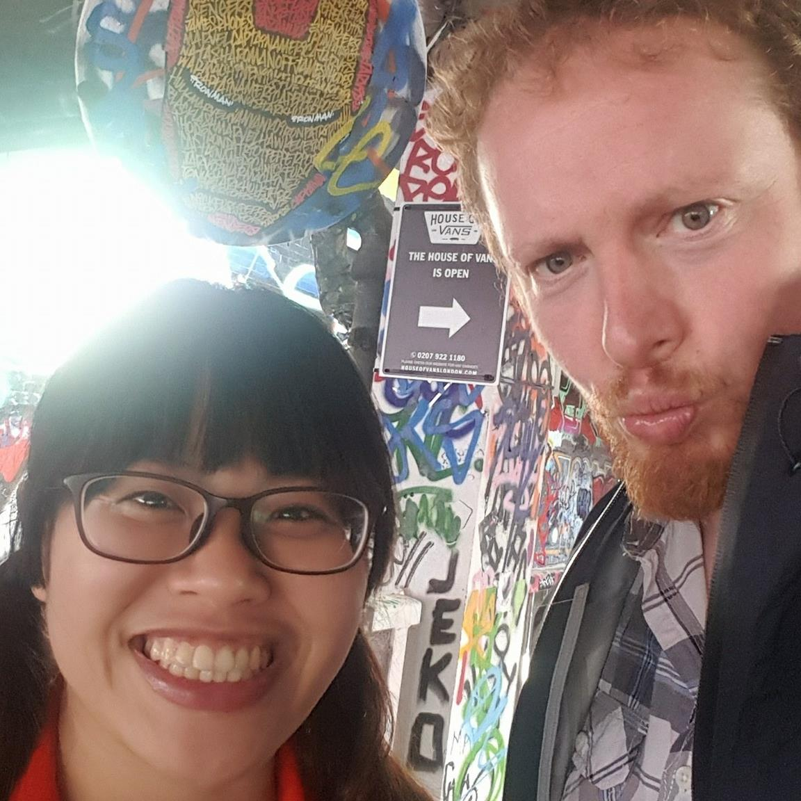 Teaching English and Living in Taiwan, English Language Tutor for test preparation or daily conversation image