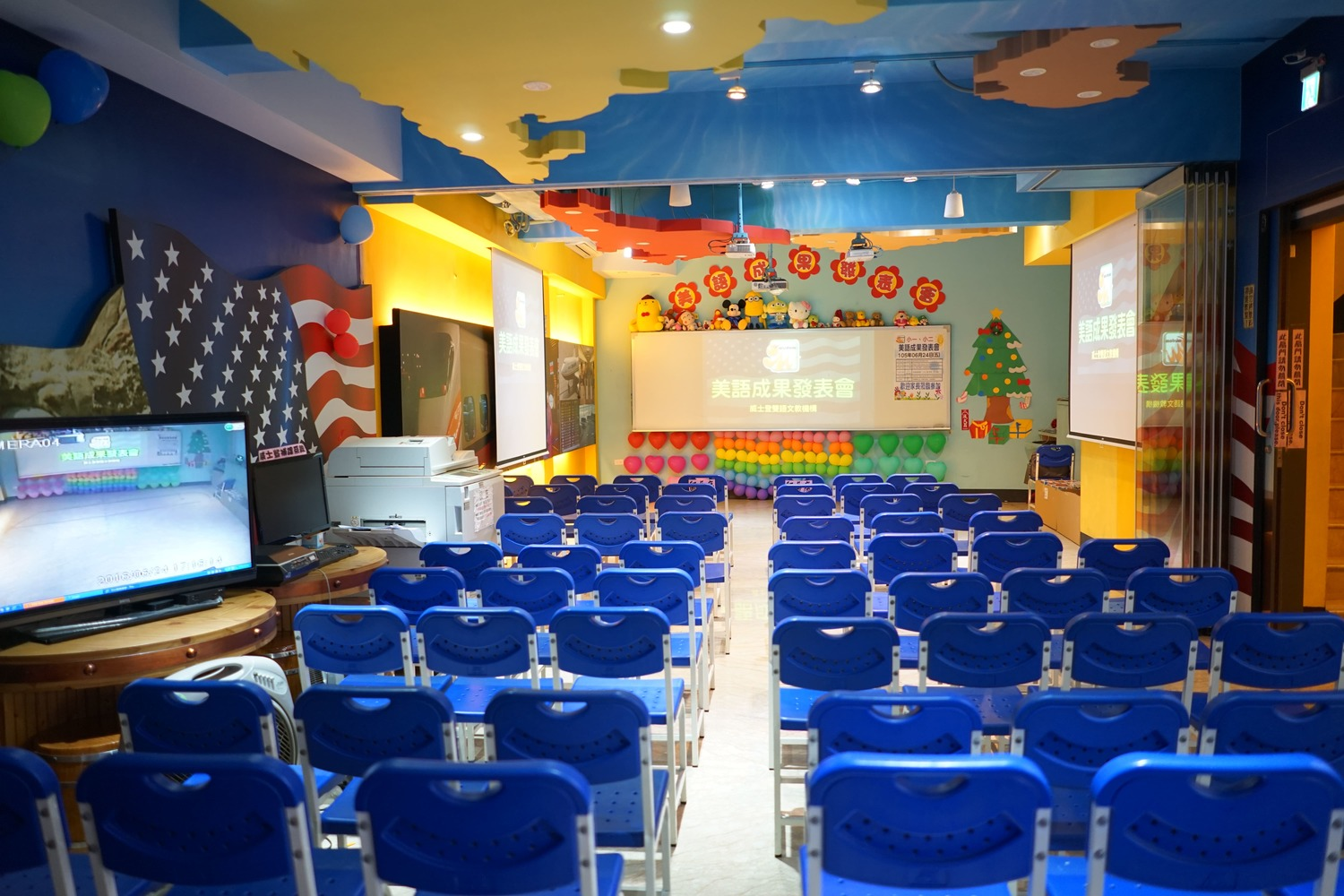 Teaching English and Living in Taiwan Jobs Available 教學工作, Khan Language School NT$650-750/hr! Experienced Teacher's REWARDED! image