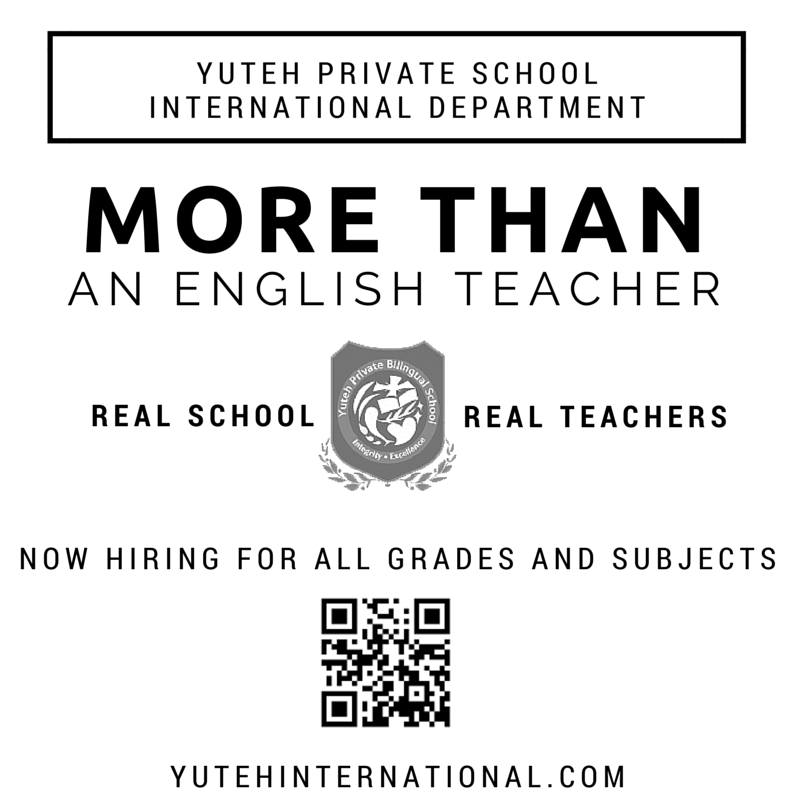 Teaching English and Living in Taiwan, We are looking to appoint dedicated, enthusiastic, and professional native English teachers to join our team of staff for the school year of 2021-2022. image