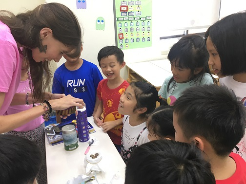 Teaching English and Living in Taiwan Jobs Available 教學工作, Greenland International School UK, USA, CA, IRL, AU, NZ & SA Accents Welcome! FULL-Time Posts! 1st teachers WELCOME! image