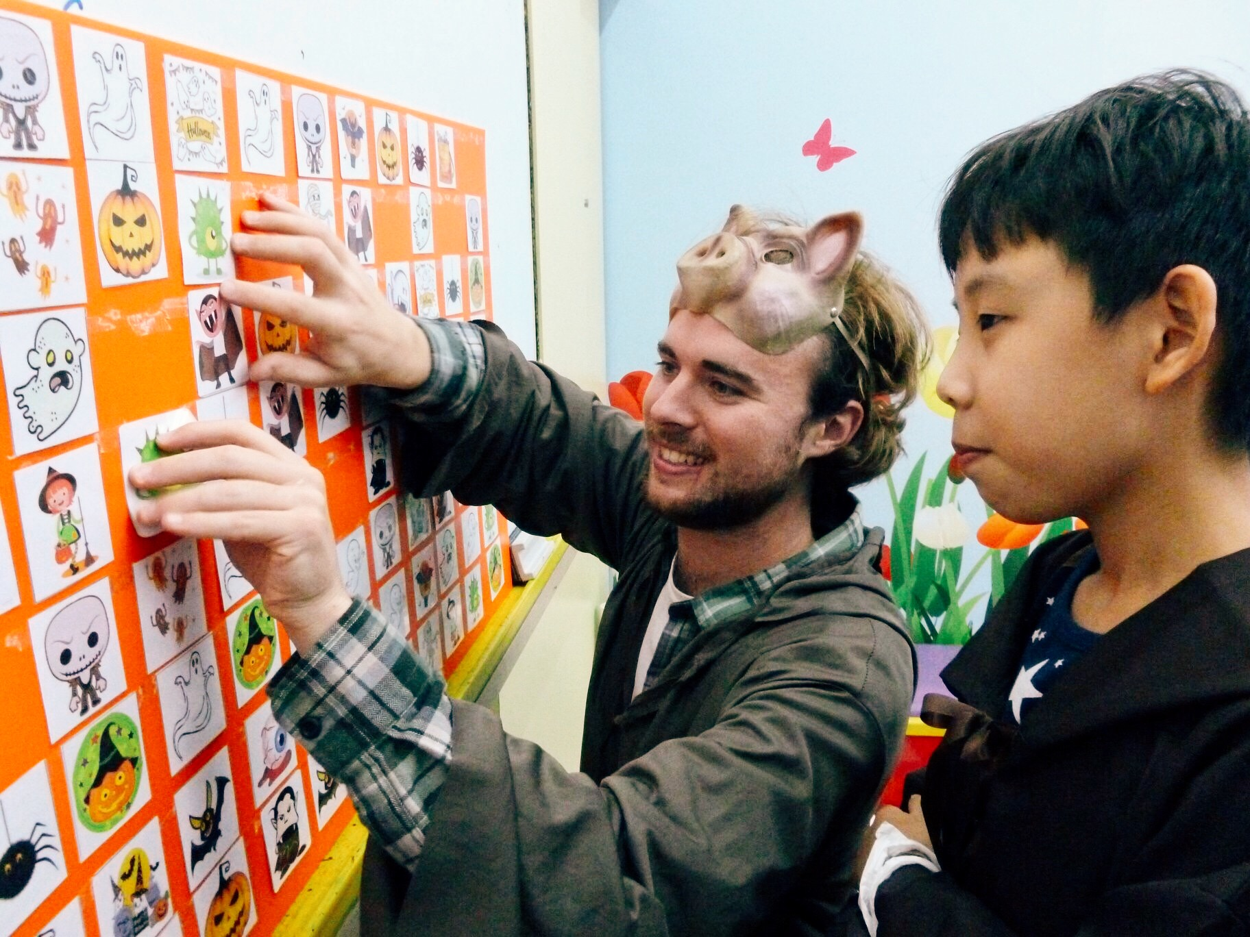 Teaching English and Living in Taiwan Jobs Available 教學工作, English Bridge School 【Full-Time Native English Teacher Wanted】 image