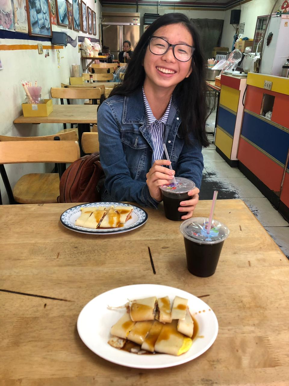 Teaching English and Living in Taiwan, Looking for Mandarin tutor image
