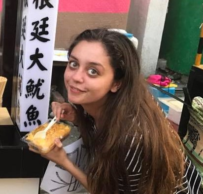 Teaching English and Living in Taiwan, Speaking tutor wanted image