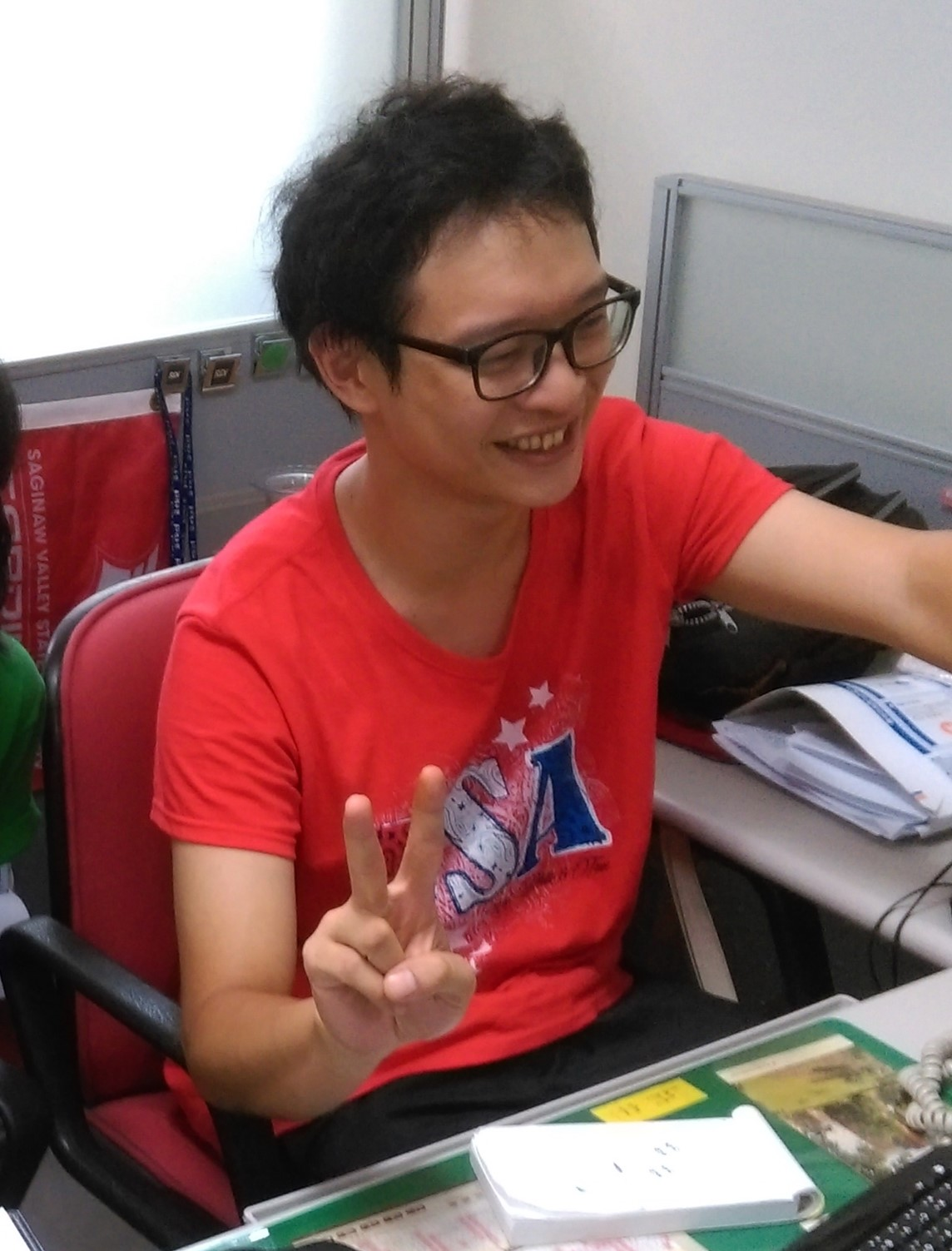 Teaching English and Living in Taiwan Tutors of Chinese Available  華語教師、華語家教, Chinese Tutor image