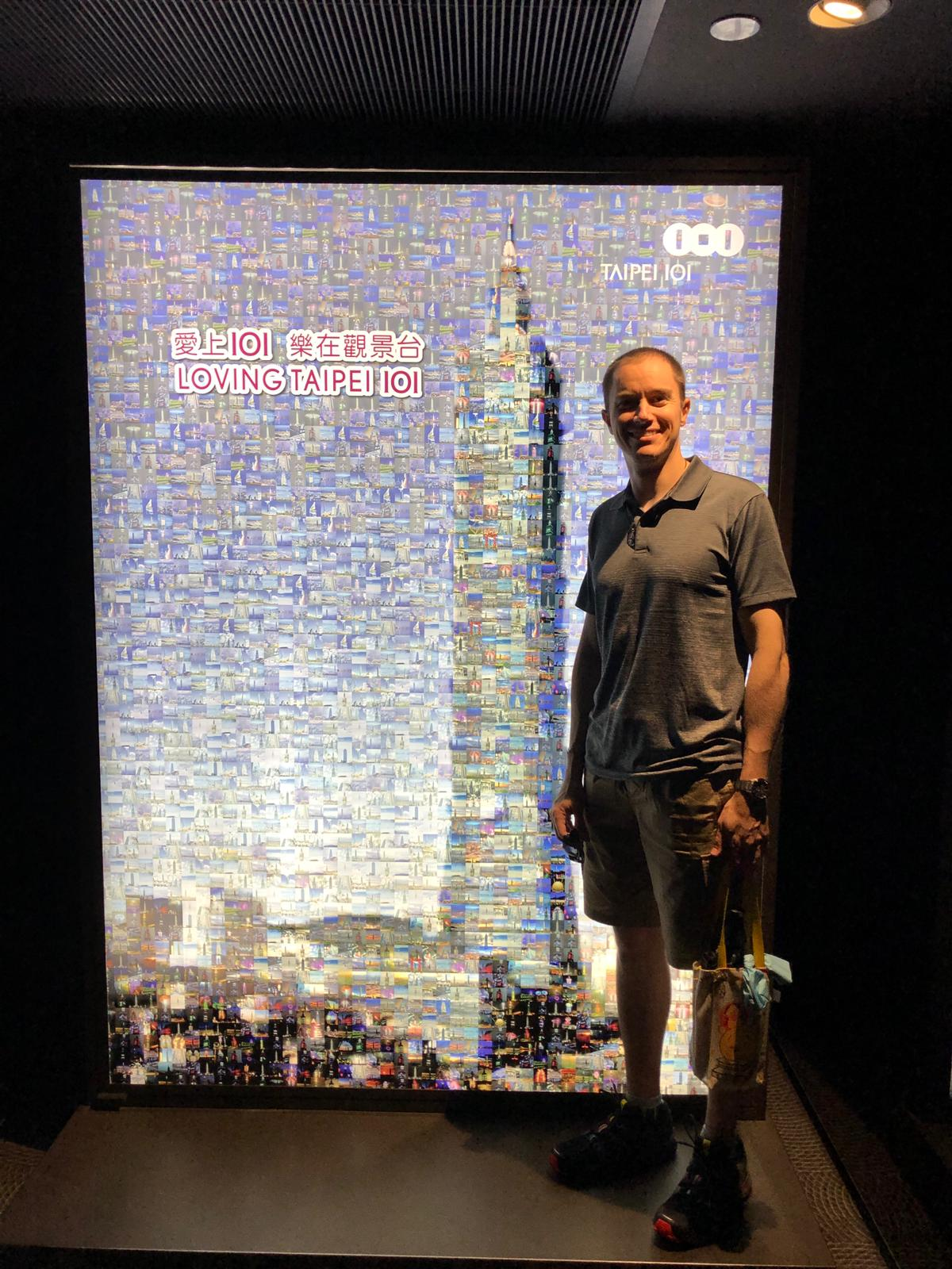 Teaching English and Living in Taiwan, Mandarin Tutor Wanted image