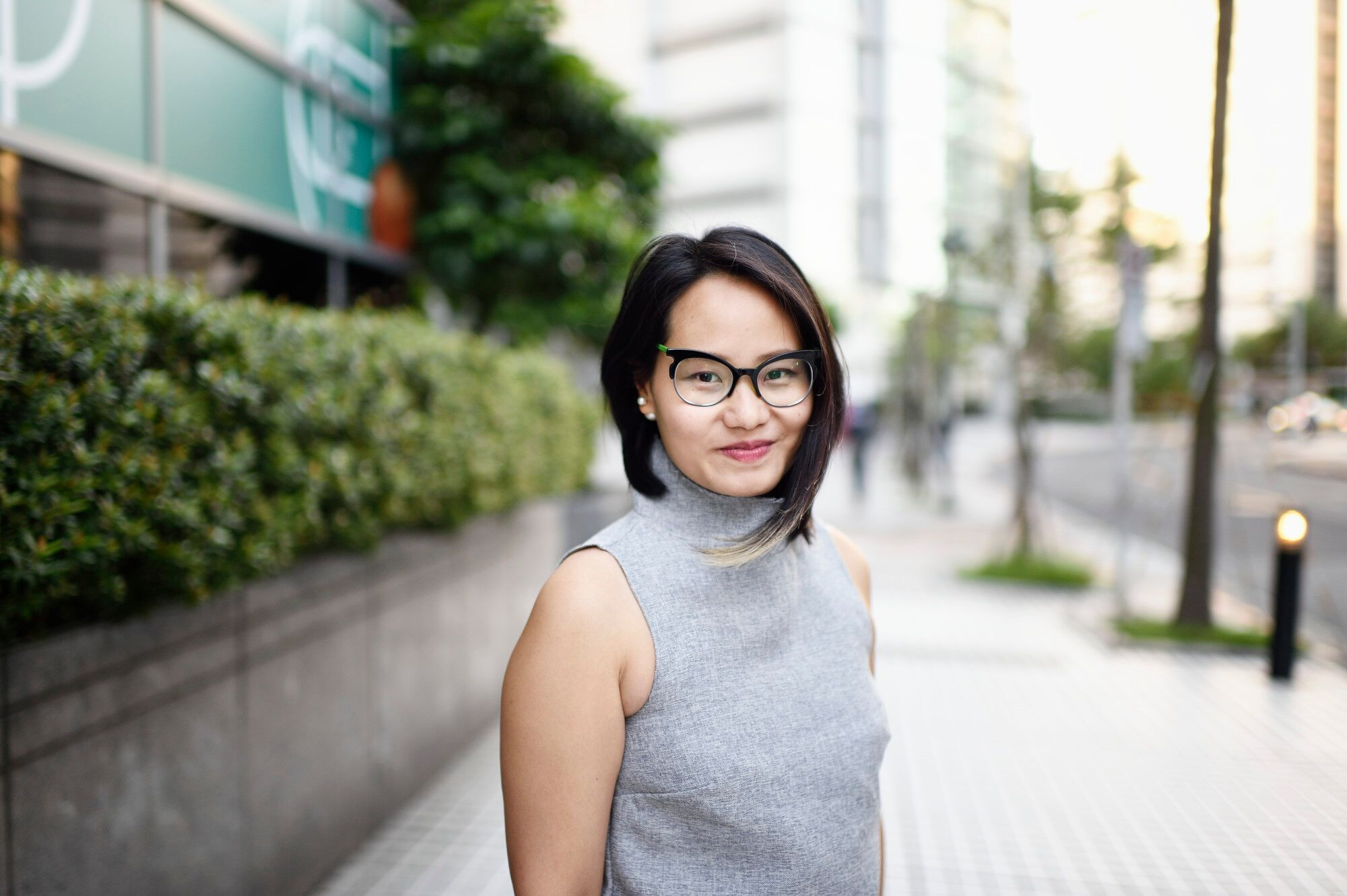 Teaching English and Living in Taiwan, A Professional and yet Conventional English Teacher image