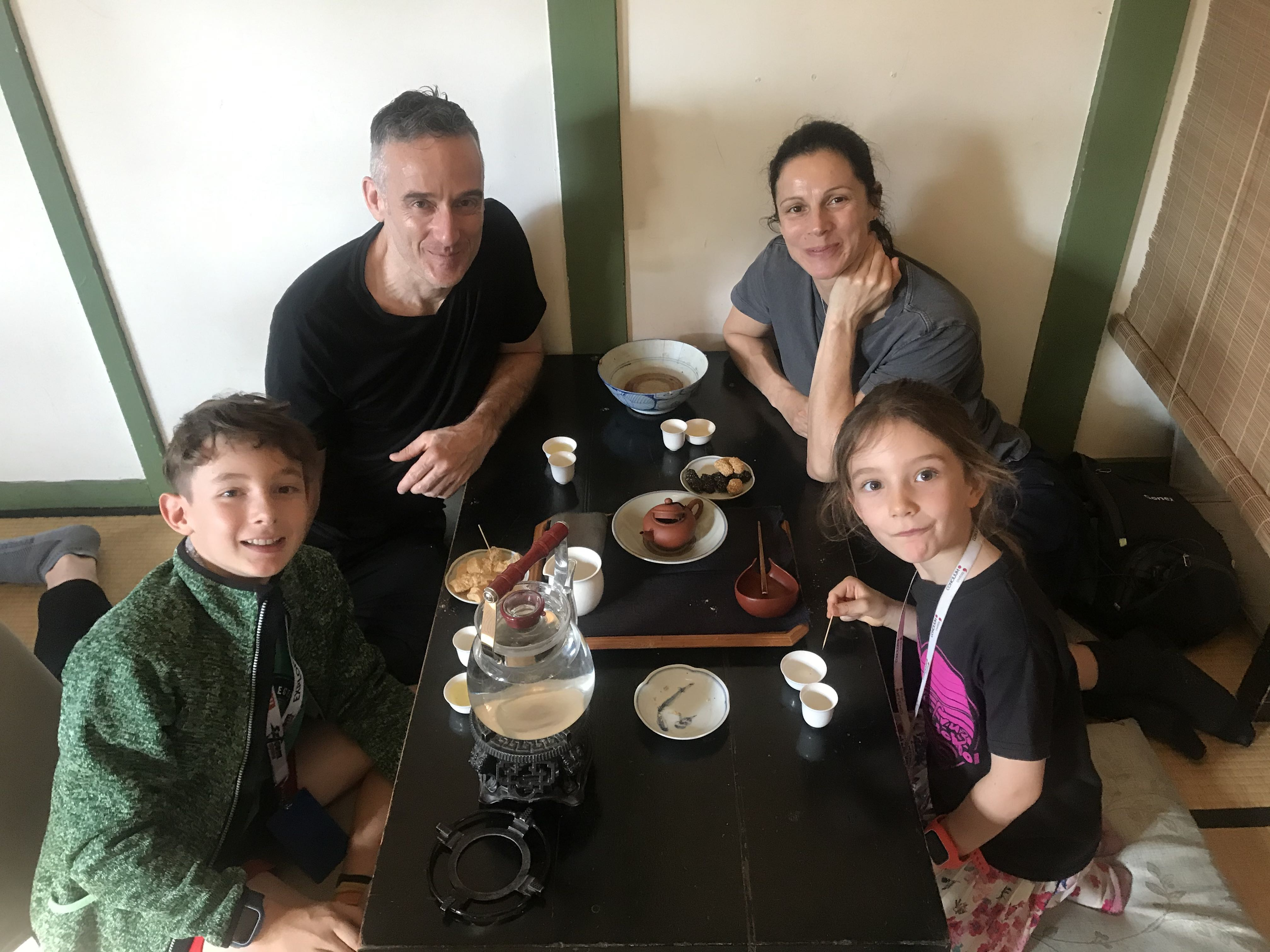 Teaching English and Living in Taiwan, Looking for a chinese tutor for 6 and 10 year old children who attend local school image