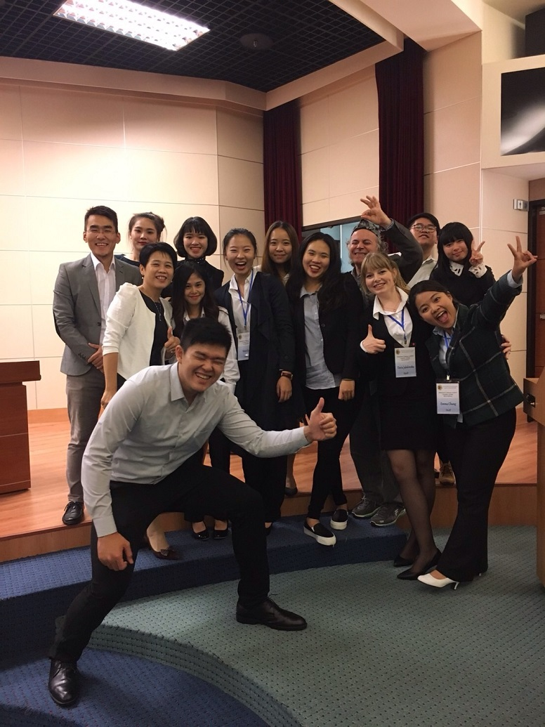 Teaching English and Living in Taiwan University Credit and Degrees, Master's Degree Program of International Affairs - Nurturing Elites of International Affairs with Both Global Perspectives & Human Concerns image