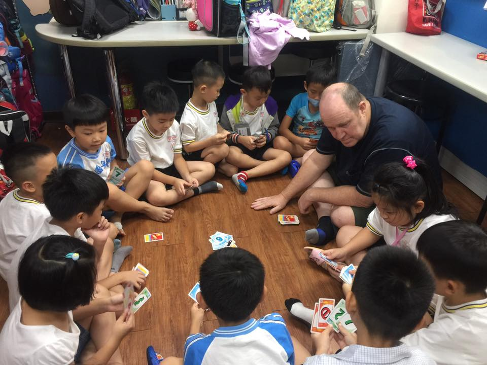 Teaching English and Living in Taiwan, Competitive Pay! Great Benefits! Long-Term Position in a Stable Well-Run Progressive School! image