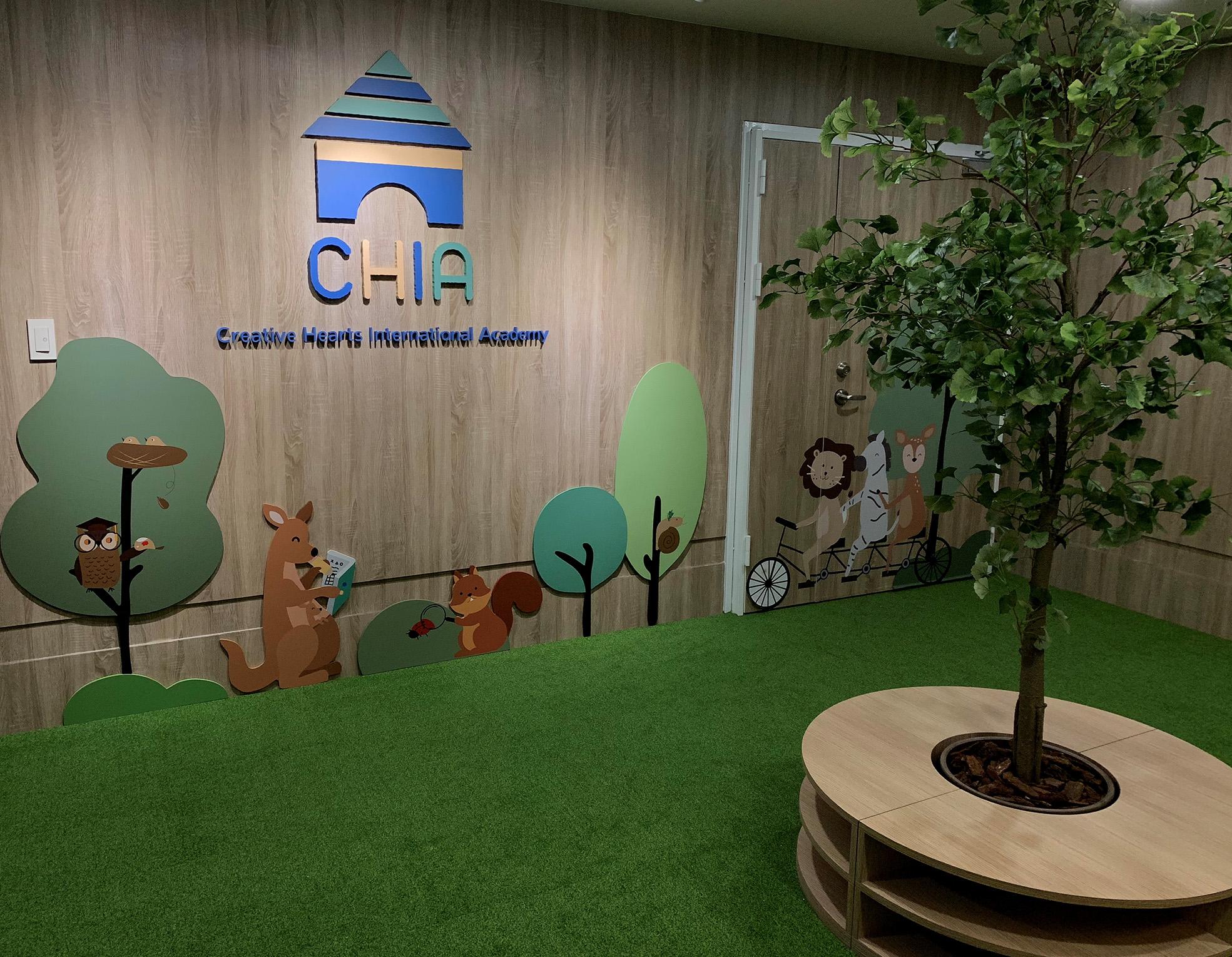 Teaching English and Living in Taiwan, Creative Hearts International Academy (CHIA) is now hiring: Early Childhood Educators / Preschool Teachers! *Starting Package ~ 100,000 NTD image