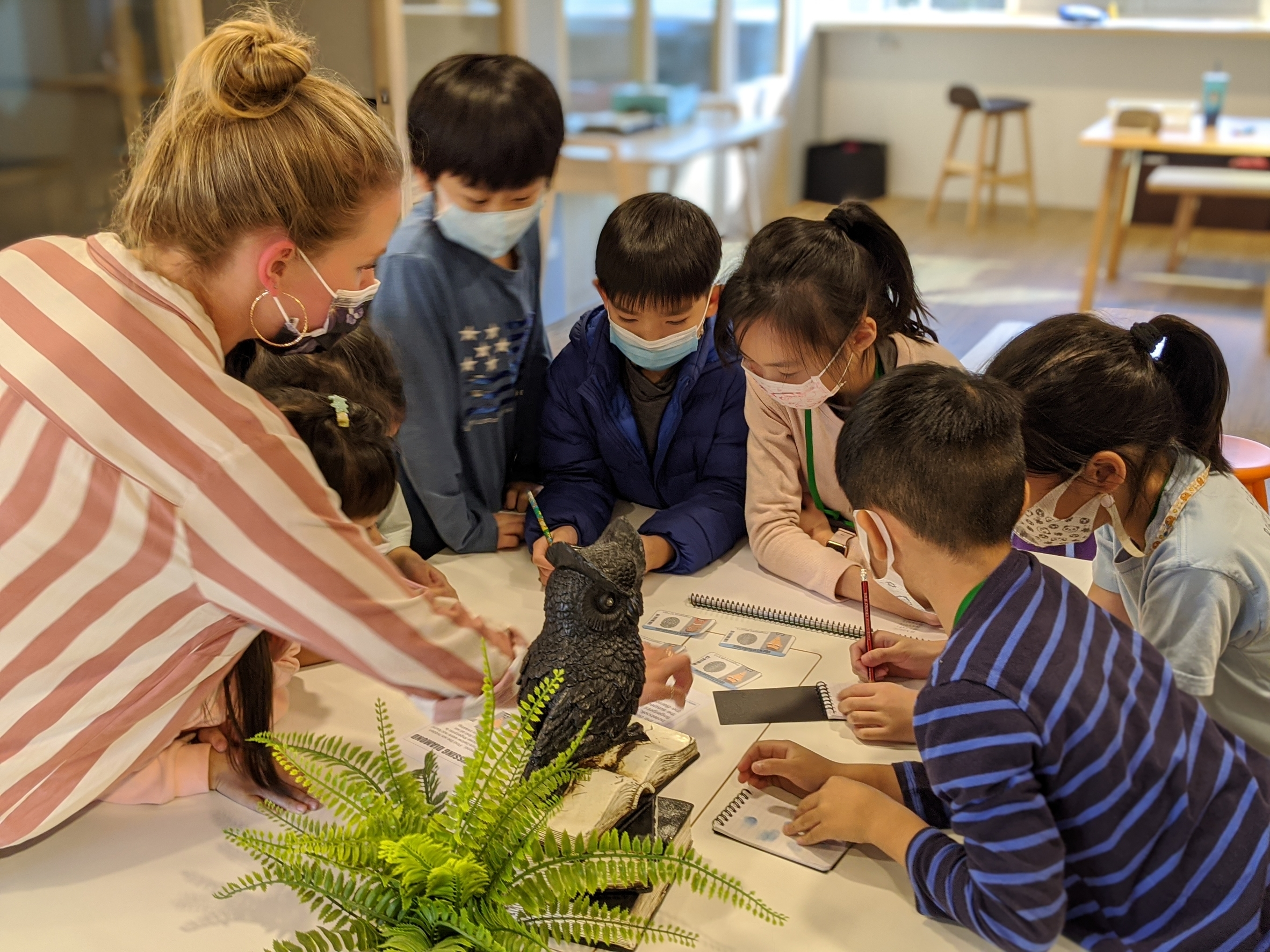 Teaching English and Living in Taiwan Jobs Available 教學工作, Little Green House American Academy Well-Established School Offers Long-term Positions in a Professional, Friendly Environment image