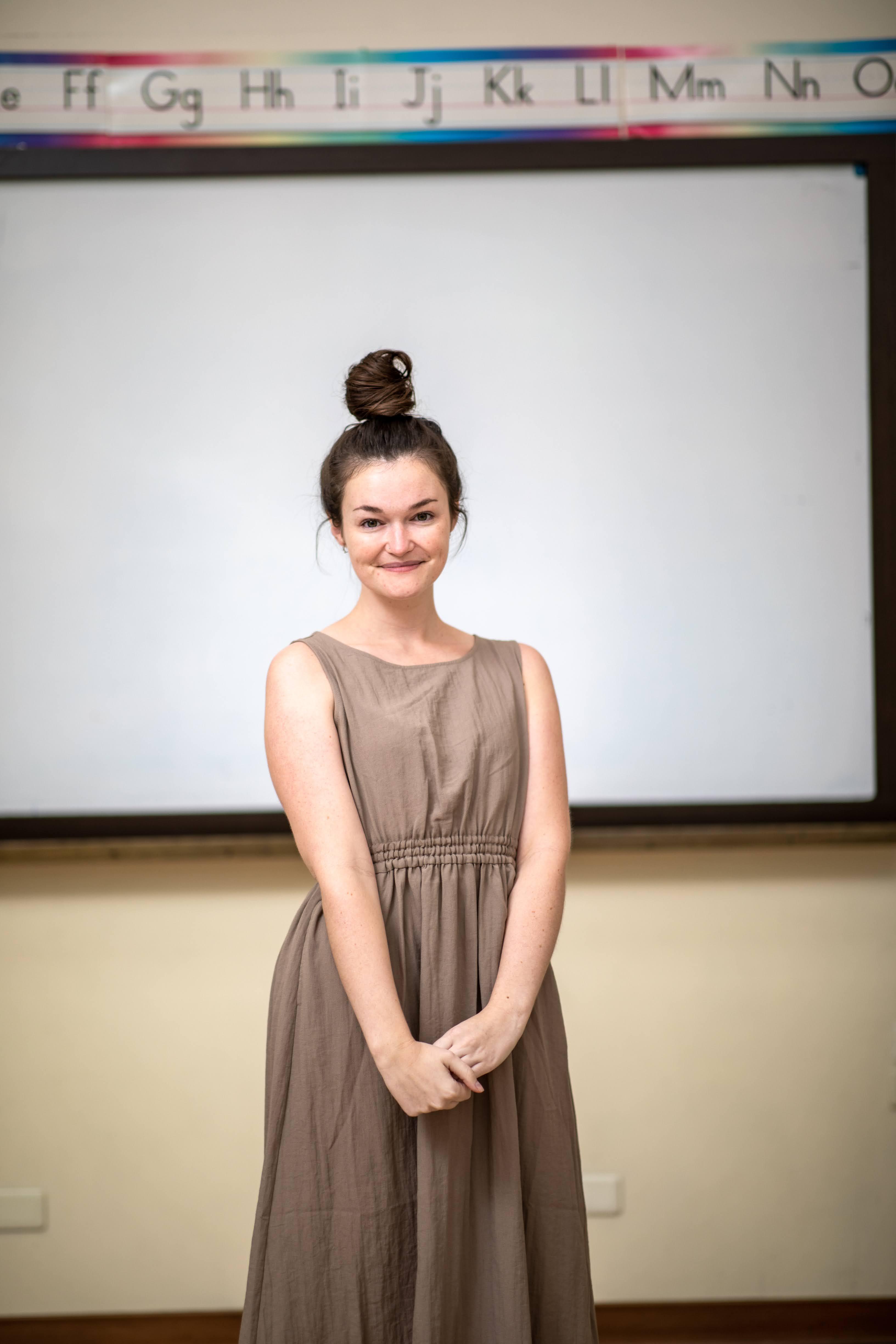 Teaching English and Living in Taiwan, U.S. Native Speaker Seeking Full-time Position image
