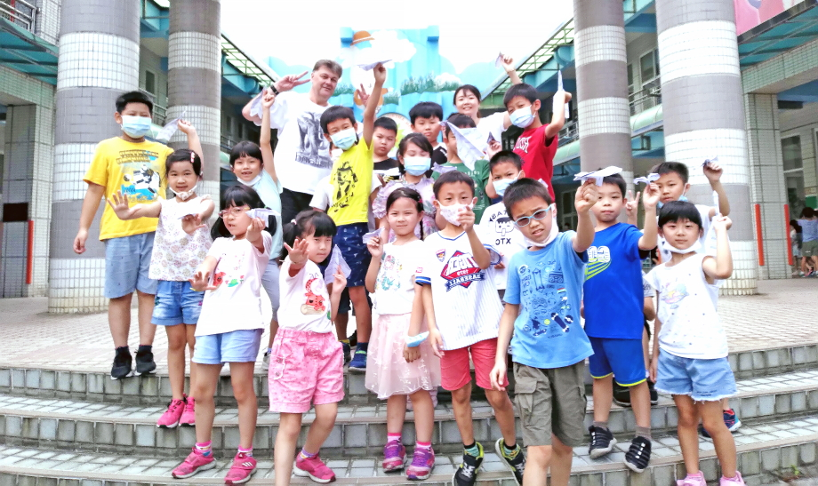Teaching English and Living in Taiwan Jobs Available 教學工作, Melton American School Afternoons - Stable Hours & GOOD Pay! image