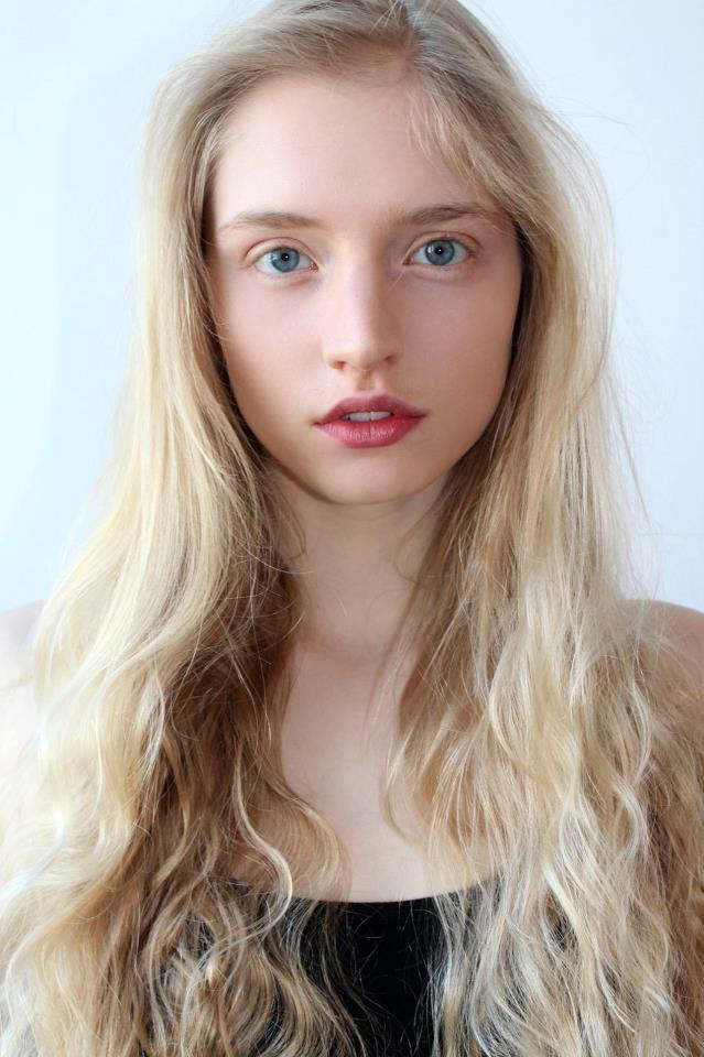 Teaching English and Living in Taiwan, Ethereal Blonde image
