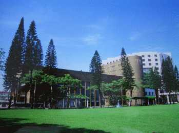 Teaching English and Living in Taiwan, Cradle of Creativity, Hall of Humanities image