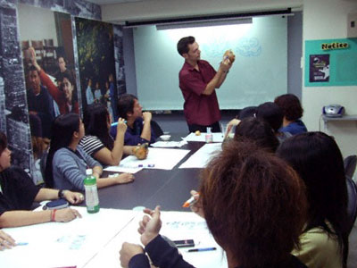 Teaching English and Living in Taiwan Jobs Available 教學工作, Gjun Language Institute Adult Teaching Positions image