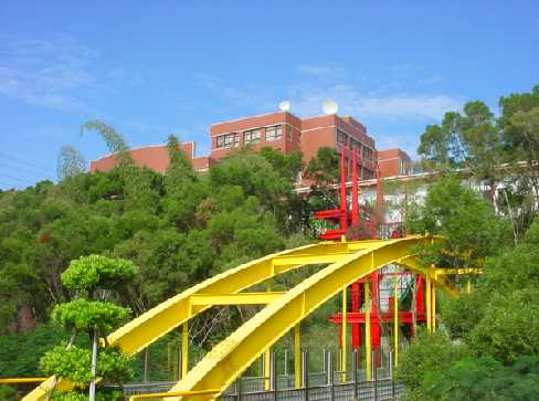 Teaching English and Living in Taiwan, The Only University with a German Style Fachhochschule in Taiwan image